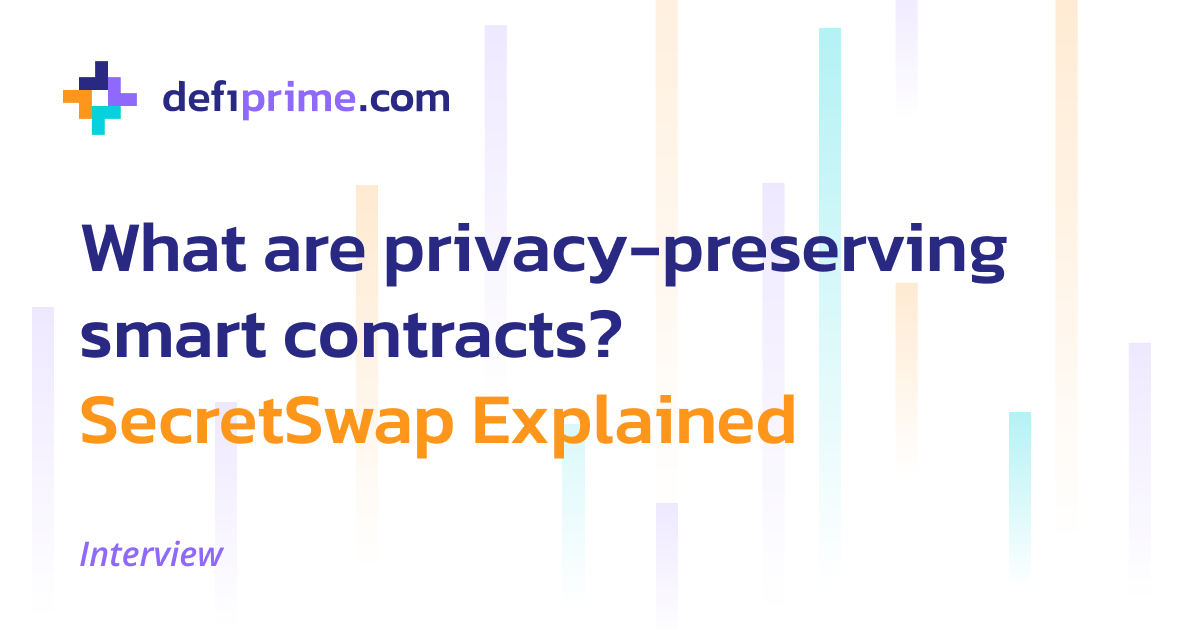 SecretSwap: Cross-Chain Dex With Front-Running Protection