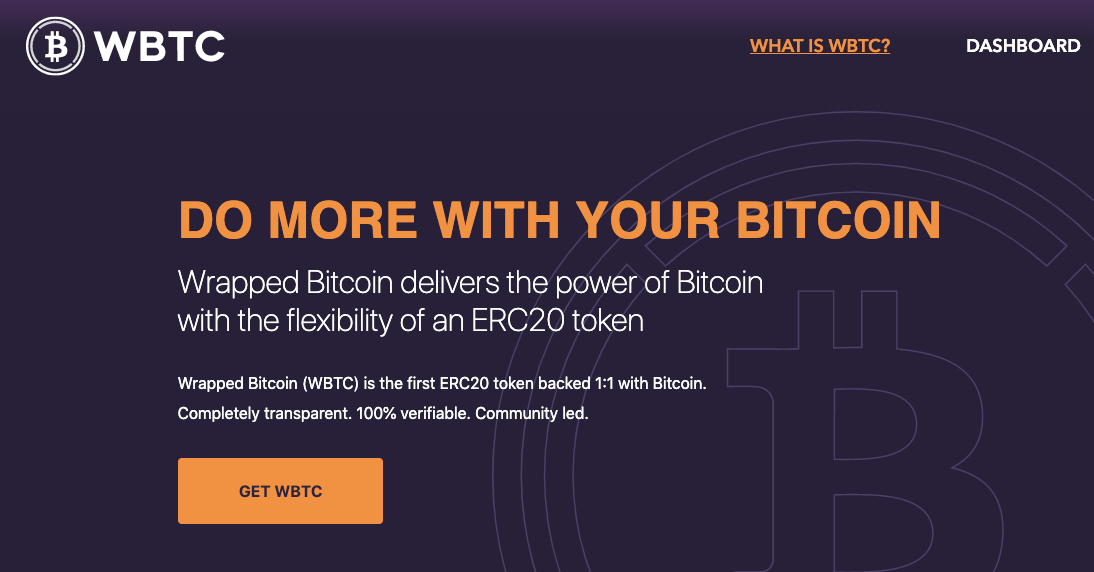 WBTC origins with Benedict Chan, CTO of BitGo